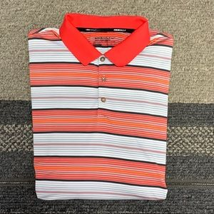 Men Nike Golf Tour Performace Polo Shirt 2X